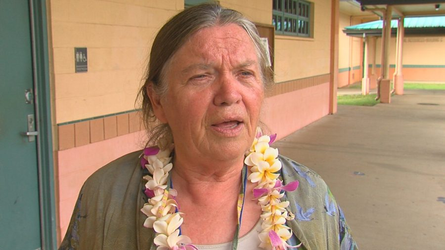 VIDEO: Wille New Hawaii County Democratic Party Chair