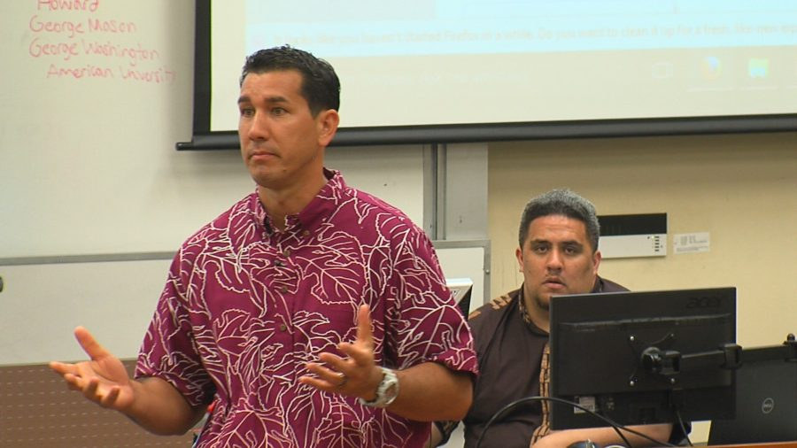 VIDEO: Inaction Renders East Hawaii Without UH Regent