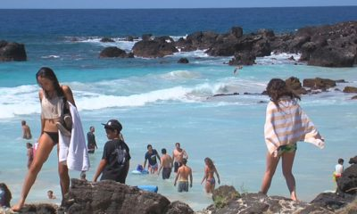 VIDEO: Kua Bay Lifeguard Bill Fails Again