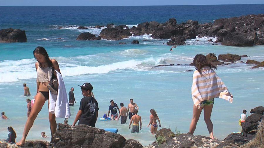 VIDEO: Kua Bay Lifeguard Bill Fails Again