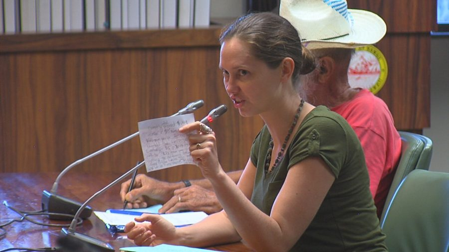 VIDEO: Residents Speak Out Against Fuel Tax Rate Increase