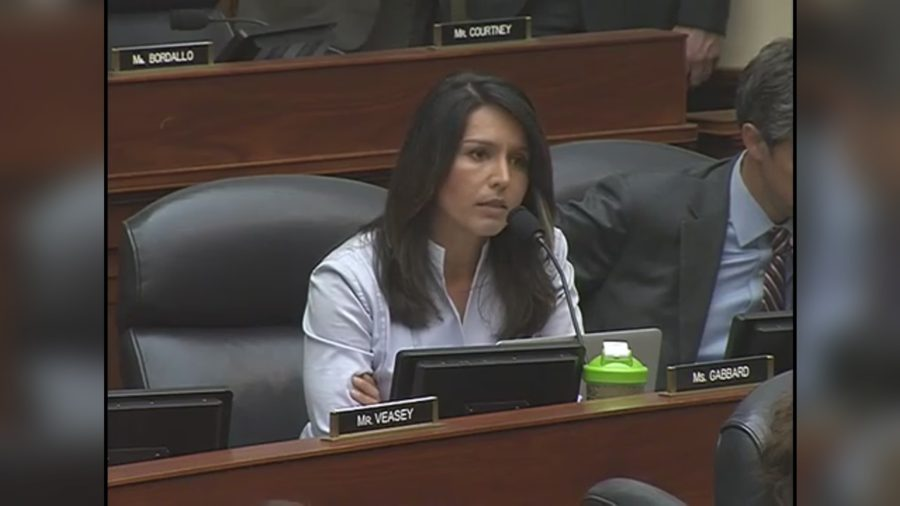 VIDEO: Gabbard Questions Defense Sec. Mattis On Al-Qaeda