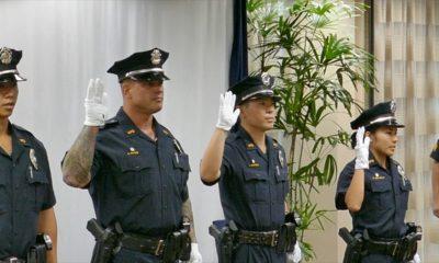 VIDEO: Hawaii Police 85th Recruit Class Graduation