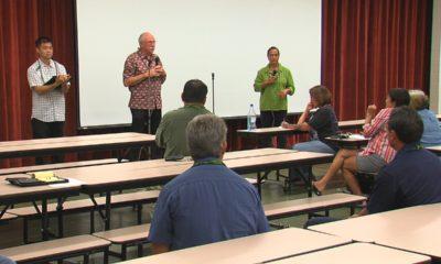 VIDEO: Keaukaha Action Network Meeting On Sewage