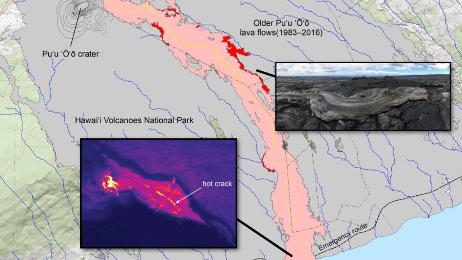 Lava Update: New Map, Hot Delta Crack, Breakout Upslope