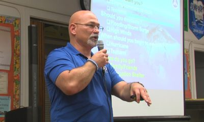 VIDEO: Hurricane Preparedness Meeting In Hilo, 1 of 2