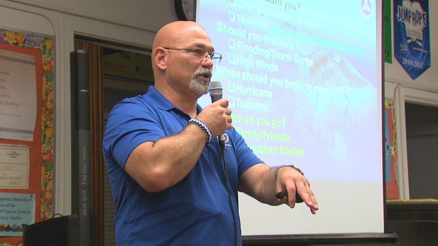 VIDEO: Hurricane Preparedness Meeting In Hilo, 1 of 2