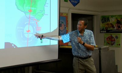 VIDEO: Hurricane Preparedness Meeting In Hilo, 2 of 2