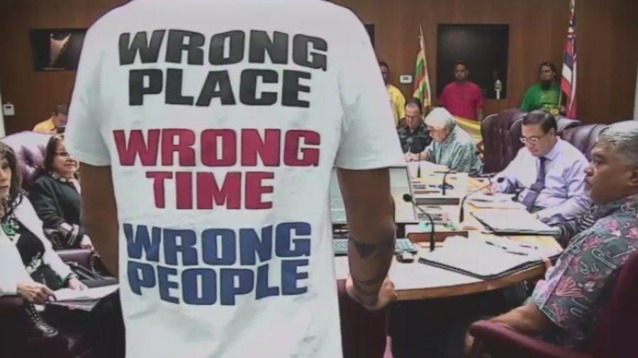 VIDEO: Mayor Kim Presents Mauna Kea Vision To OHA