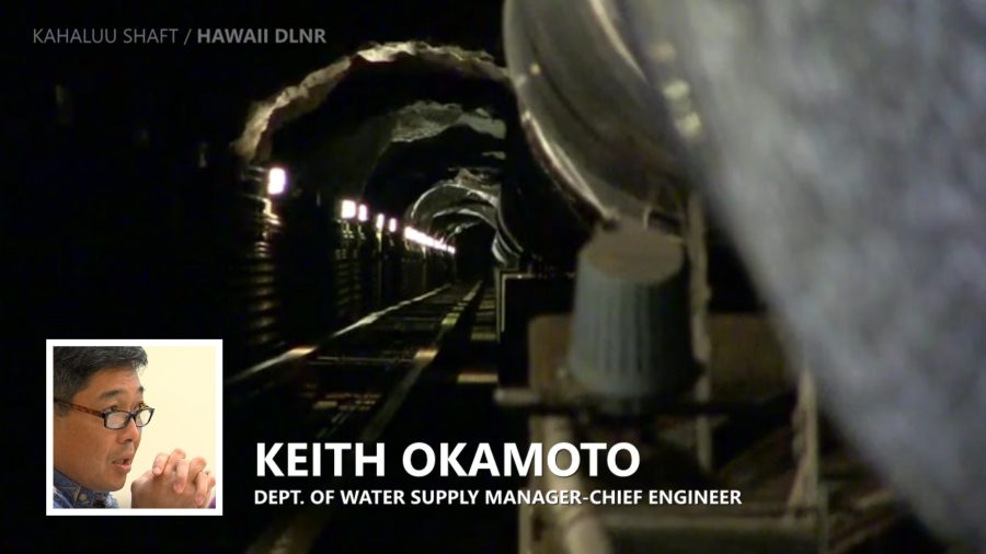 VIDEO: Water Supply Manager Talks Kona Emergency Notice