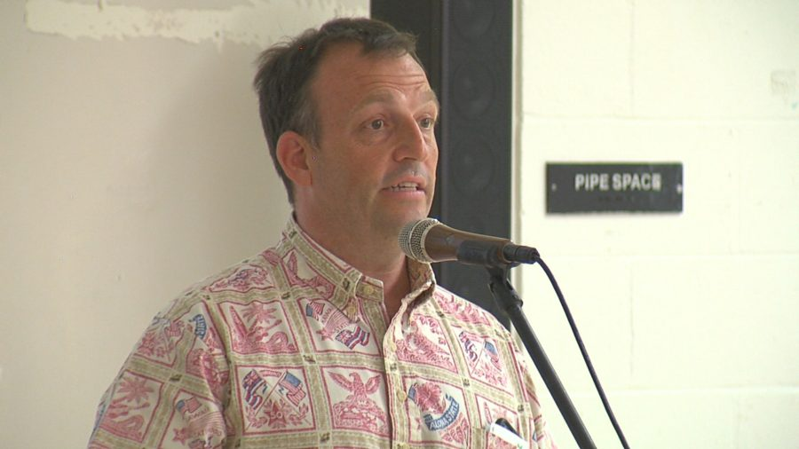 Sen. Green Calls For State Of Emergency For Kona Water Crisis