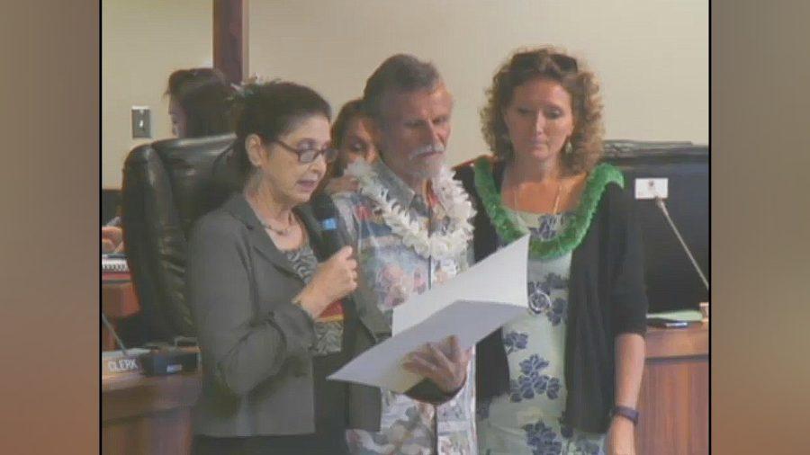 VIDEO: Graham Ellis Honored Before Deportation
