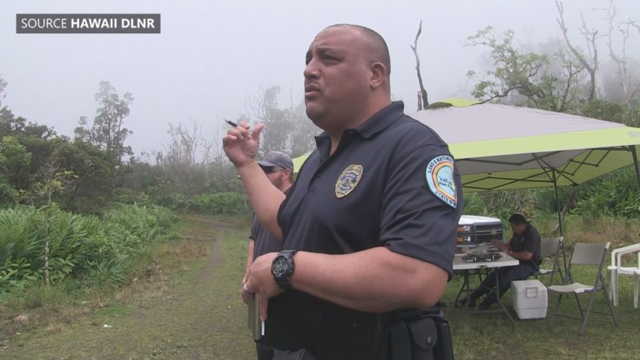 VIDEO: DLNR Cracks Down On Kohala Forest Hikers