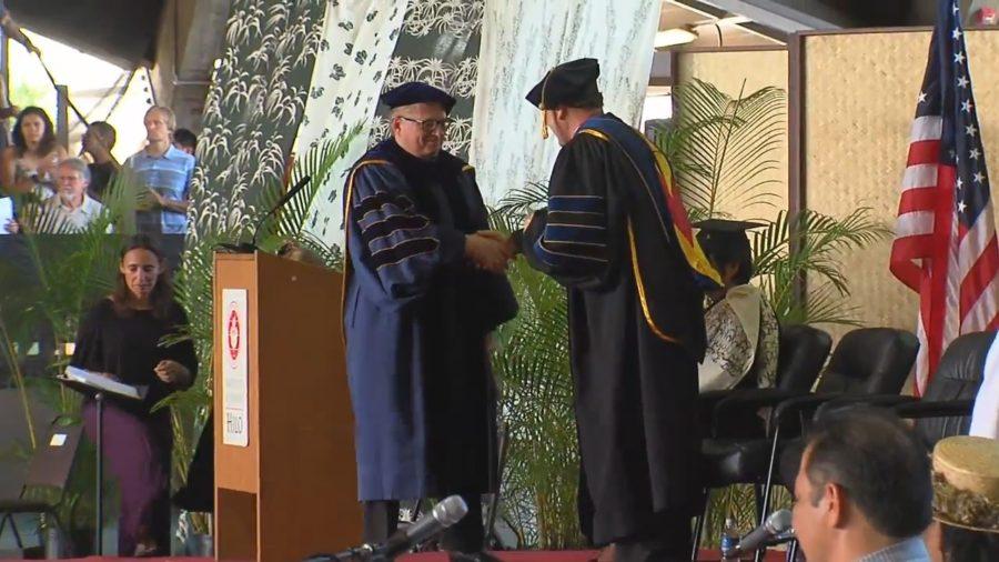 UH-Hilo Chancellor Donald Straney Leaving Position