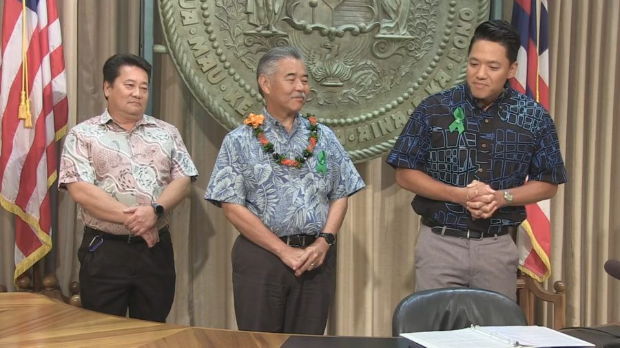 VIDEO: Clift Tsuji Act Signed To Boost Biosecurity