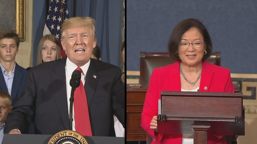VIDEO: Trump Pushes Healthcare Vote, Hawaii Dems Retort