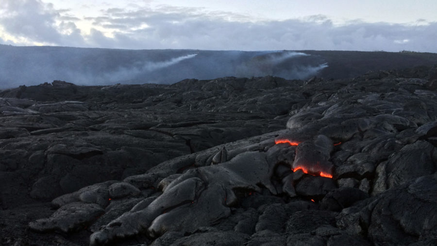 VOLCANO WATCH: Recent 5.3 Quake Was Hawaii's Largest In Decade