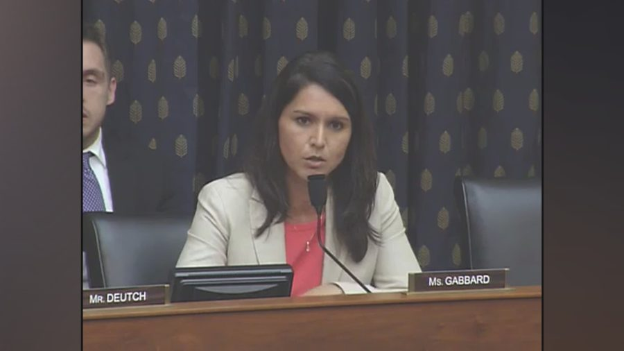 VIDEO: Tulsi Gabbard Questions U.S. North Korea Policy