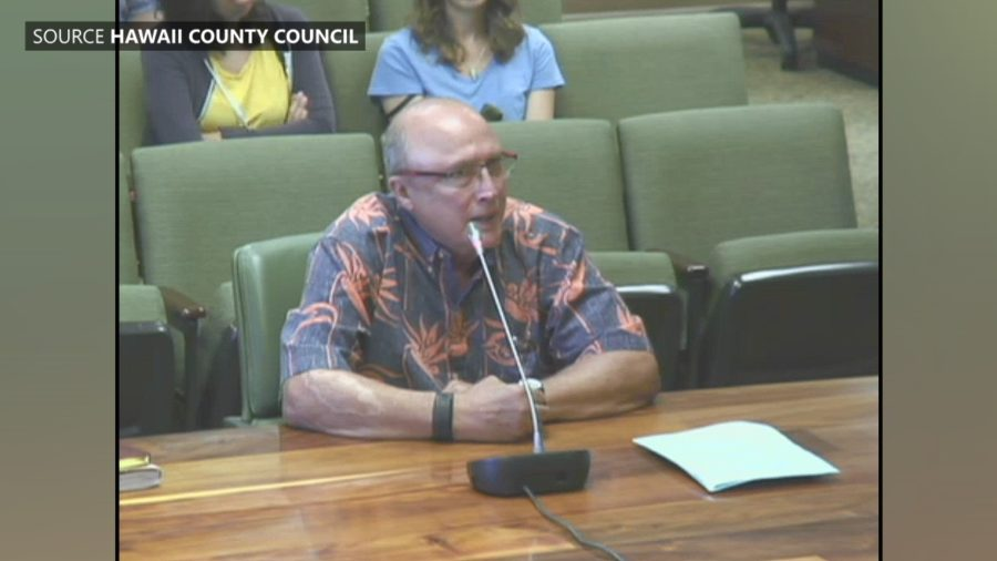 VIDEO: Council Accepts Seven Buses Donated From Honolulu