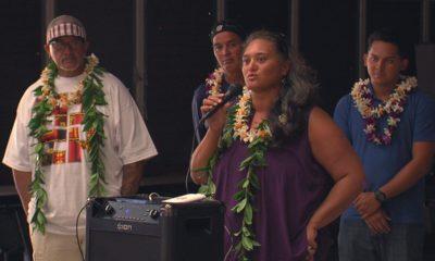 VIDEO: Waimea Hokule'a Crew Members Relive Voyage