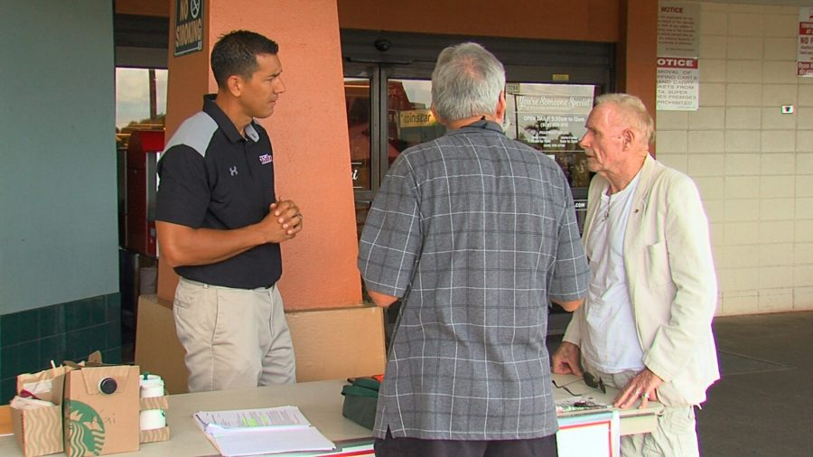 VIDEO: Hilo Senator Readies For Rail Funding Debate