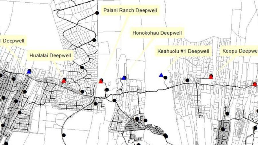 Kona Water Emergency Update – Tuesday, Aug. 15