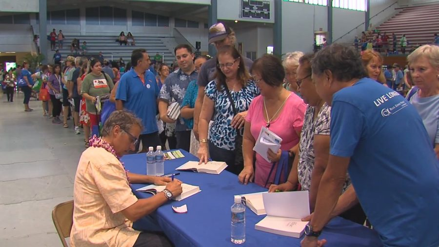 VIDEO: Blue Zones Project West Hawaii Kick-Off Saturday, Aug. 26