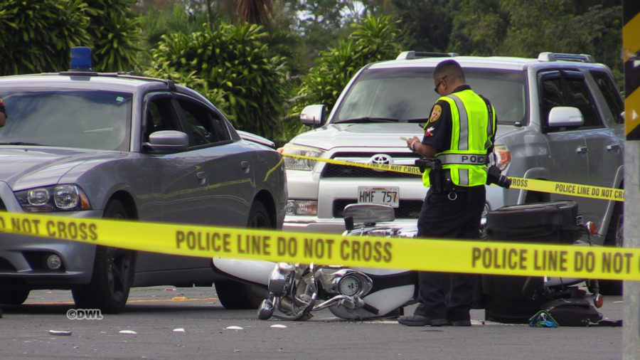 Motorcyclist Killed In Pahoa Hit And Run Identified