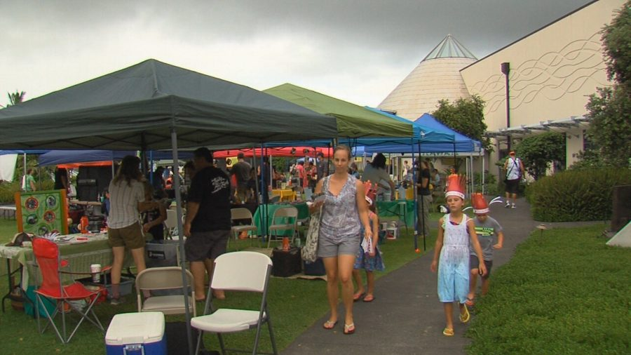 VIDEO: Ohia Love Fest Held In Hilo