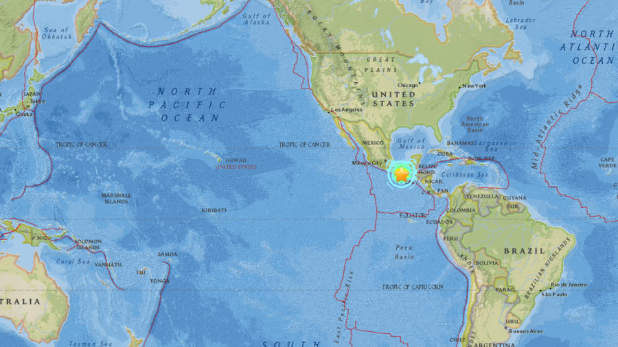 8.2 Earthquake Off Mexico Prompts Tsunami Concerns