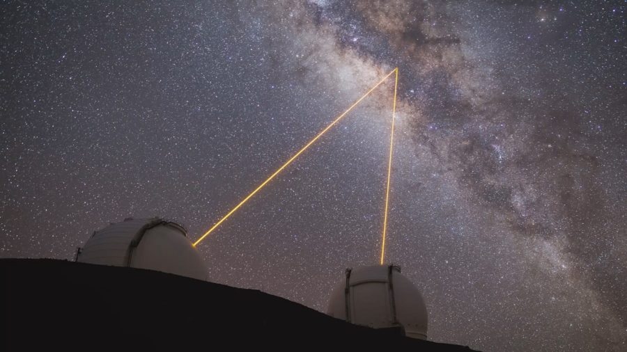 NASA Awards New Cooperative Agreement To Keck Observatory