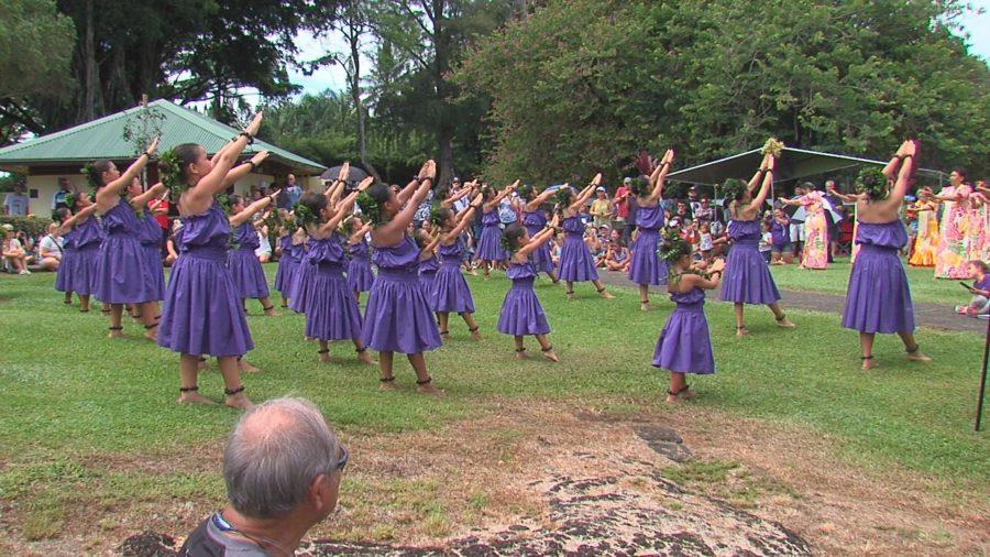 2017 Queen Lili'uokalani Festival In Hilo