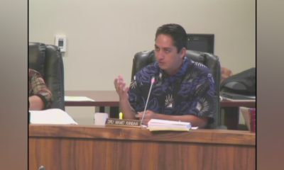 VIDEO: Water Supply Faces Council On Kona Issues