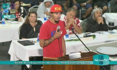 VIDEO: Kahookahi Kanuha Final Argument In TMT Case