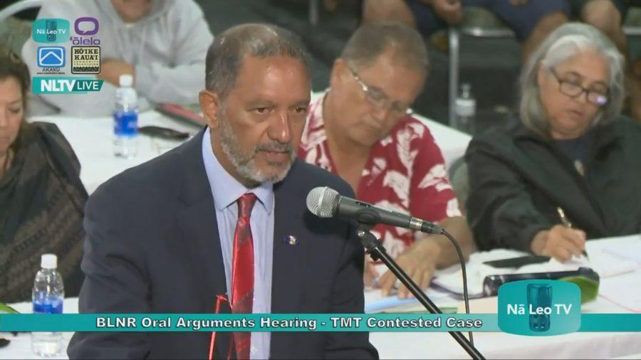 VIDEO: KAHEA Final Argument In TMT Case