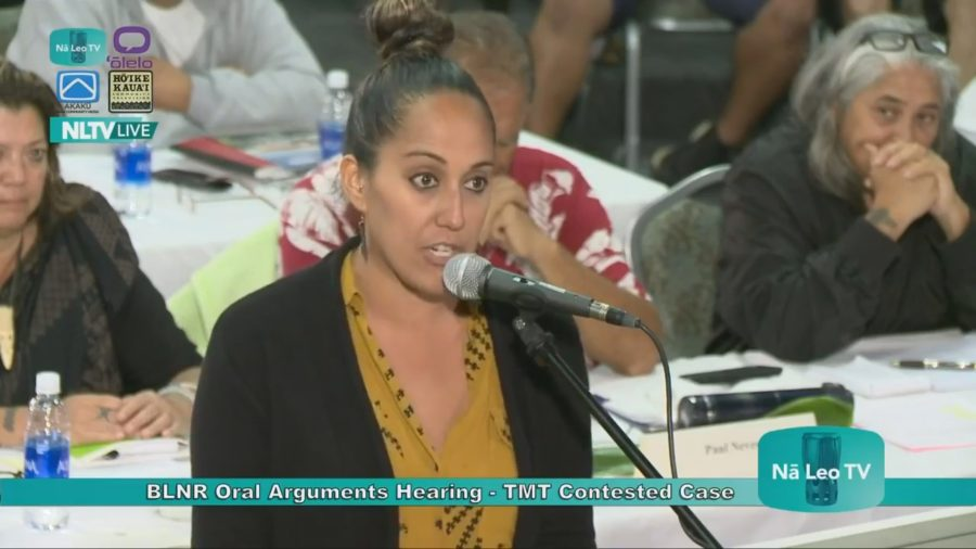 VIDEO: Mehana Kihoi Final Argument In TMT Case
