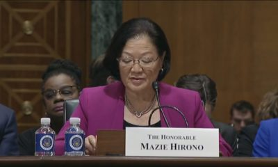 VIDEO: Hirono Testifies At Senate Hearing On Healthcare