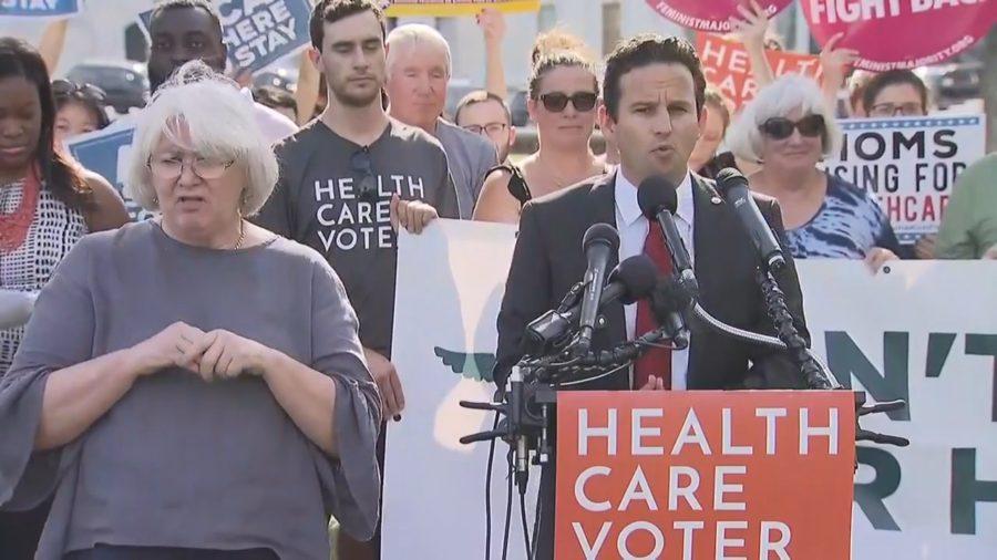 VIDEO: Sen. Schatz Celebrates GOP Healthcare Bill Quash