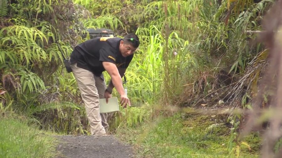 VIDEO: Puna Shooting, Police Investigate In Hawaiian Acres