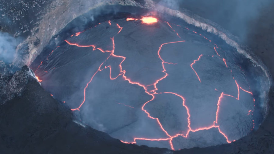 VIDEO: New USGS Hawaiian Volcano Observatory Documentary Online