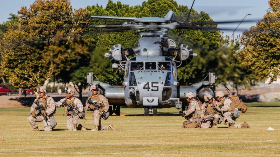 Hawaii Joins States Opposing Transgender Military Ban