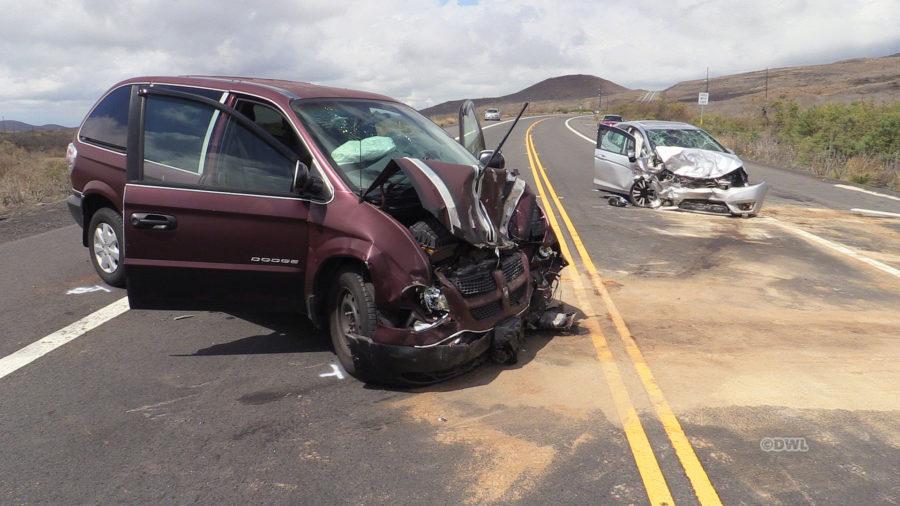 Saddle Road Fatal Crash Details Released By Police