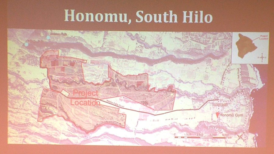 VIDEO: DHHL Honomu Ag Plan Presented