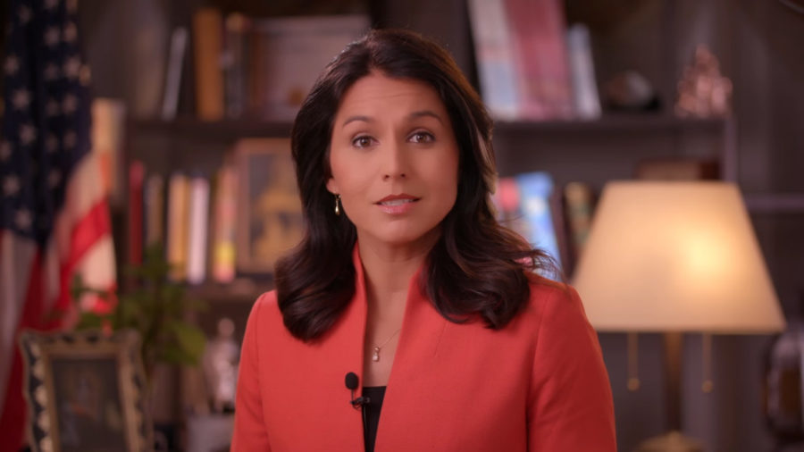 Tulsi Gabbard Reacts To Mueller Indictments, Also Hits DNC