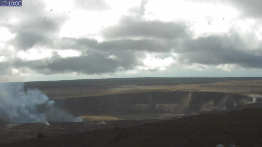 Body Of Female Pulled From Volcano Crater
