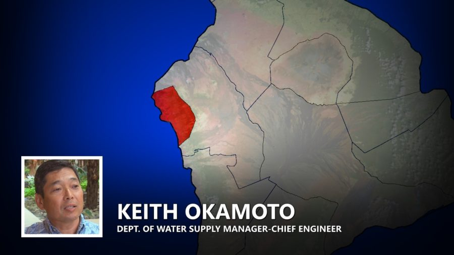Water Supply Chief Apologizes After Communication Gap