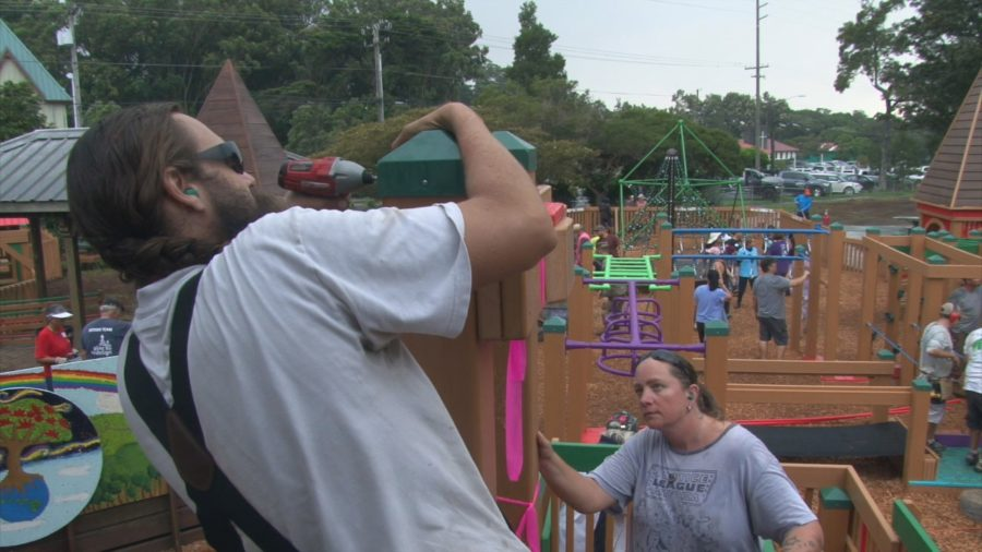 VIDEO: Waimea Celebrates New Anuenue Playground