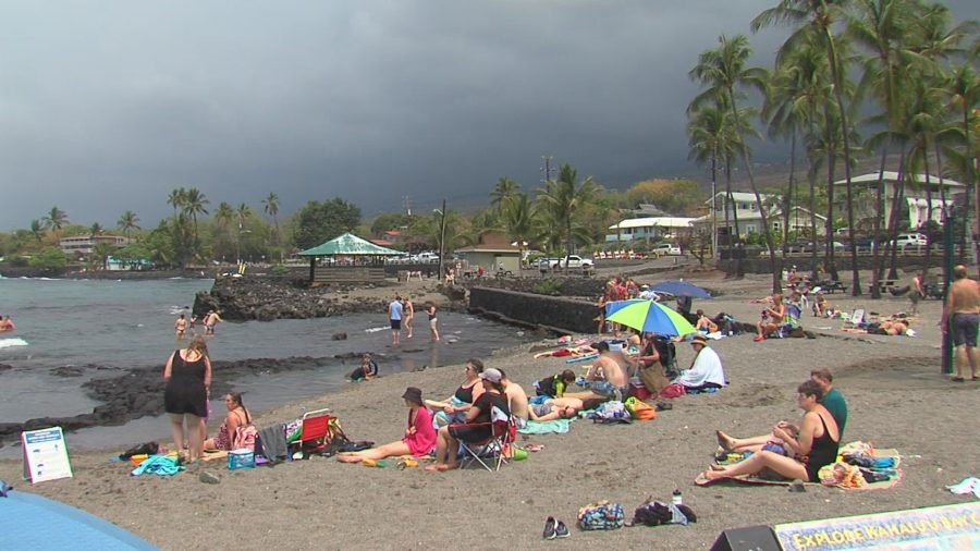 VIDEO: Planning For Future Kahaluu Beach Park