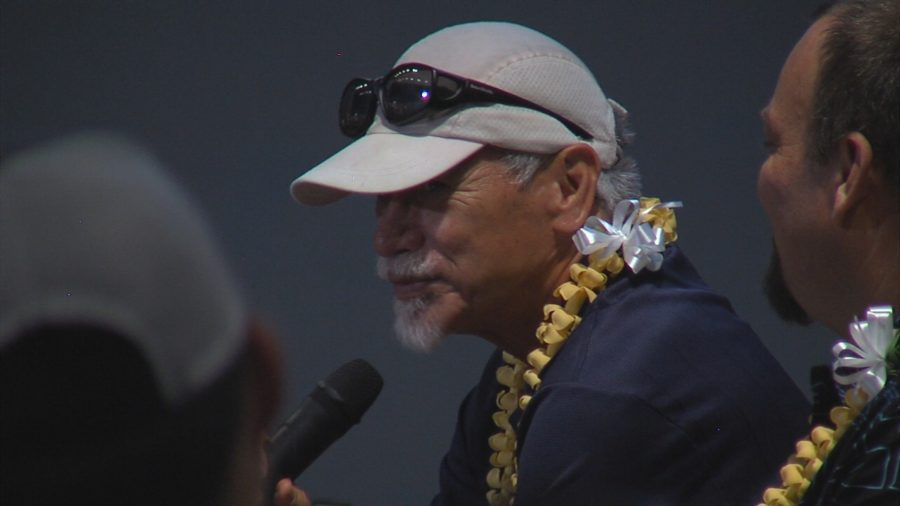 VIDEO: How Billy Richards Joined Hokule'a Crew