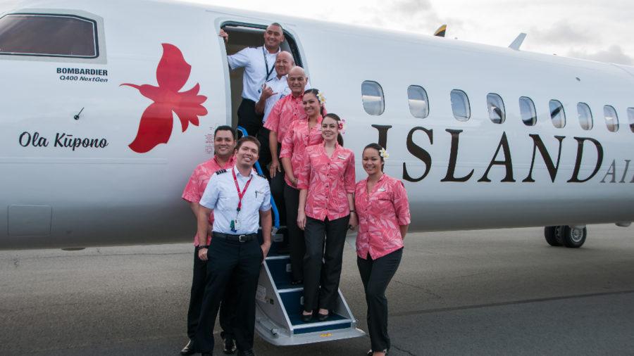Last Flight: Bankrupt Island Air To End Interisland Service